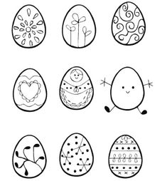 Embroidery sampler.  Love the egg design patterns.  Thinking of printing them onto tissue paper and gluing onto eggs, or drawing directly onto eggs with a sharpie.