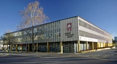 Canberra Museum and Gallery (Wikipedia/Bidgee, CC BY-SA 3.0)