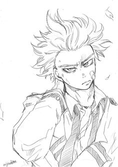 Character: Hitoshi Shinsou