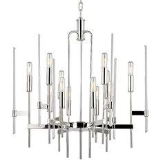 Hudson Valley Lighting Bari 12 Light Chandelier & Reviews | Wayfair