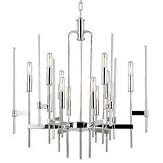 Hudson Valley Lighting Bari 12 Light Chandelier & Reviews | Wayfair