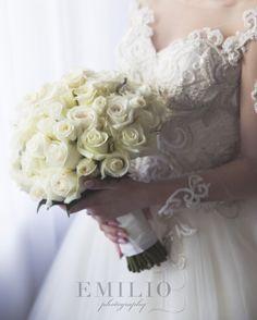 Perfect bridal bouquet ❤
