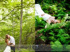 forest trash the dress