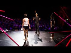 Need to watch! Wayne McGregor: A choreographer's creative process in real time. We all use our body on a daily basis, and yet few of us think about our physicality the way Wayne McGregor does. He demonstrates how a #choreographer communicates ideas to an audience, working with two dancers to build phrases of #dance, live and unscripted, on the TEDGlobal stage.