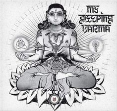 """My Sleeping Karma - Tri (Full Album) Their website reads """"My Sleeping Karma combines the organic aspect of psychedelic groove rock with emotional shades of a. Karma, Psychedelic Space, Head Shop, World Religions, Best Albums, Music Albums, Lp Vinyl, Album Covers, Rock And Roll"""