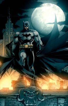 Batman - by Jim Lee