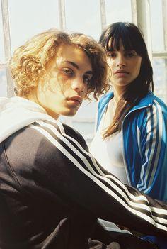 adidas + UO Gabriella Bechtel and Lucas Bin - Urban Outfitters - Blog