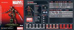 Calabozo Criollo: Deadpool se Viene para el Marvel Universe Miniatur...