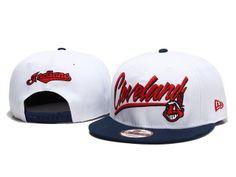 706b5eb6e37 New Era MLB Cleveland Indians Caps Black 4097! Only  8.90USD Men s Hats