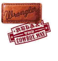 Wrangler - Relax The Cowboy Way
