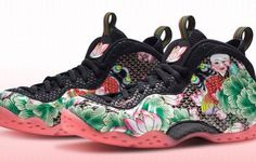 Nike Air Foamposite One CHINA Release Date. Released only in China.