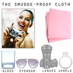 Are your glasses always getting dirty? Get this Smudge Proof Microfiber Cloth set of 10 for just $7! http://dailysale.com/deal/sale/396/