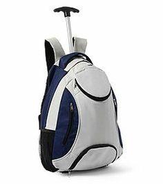 Rolling backpacks