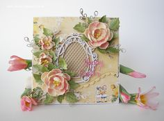 Easter Sunny card for Love to Craft & Create DT