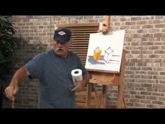 Free Art Lesson - Mike Rooney - How to Brighten Dark Colors