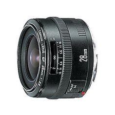 Canon EF 28mm f/2.8 Lens £163