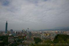 台北信義區四獸山《虎山親山(自然)步道》爬山照片記錄分享 - 海芋小站
