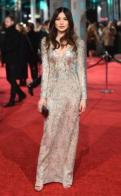 Gemma Chan from 2016 BAFTA Film Awards