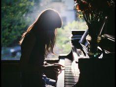 фортепиано и девушка - Поиск в Google