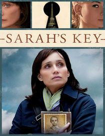 Sarah's Key; 2010; Paris, 1942: To protect her brother from the police arresting Jewish families, a young girl hides him away, promising to come back for him. Sixty-seven years later, her story intertwines with that of an American journalist investigating the roundup.