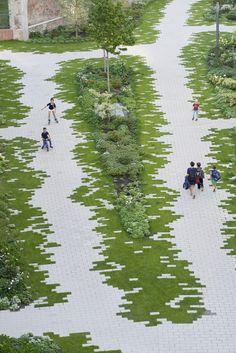 Image 5 of 22 from gallery of The Garden / Eike Becker Architekten. Photograph by Jens Willebrand