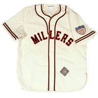 Minneapolis Millers 1951 Home Jersey (Baseball)