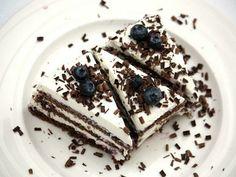 Dessert Recipes, Desserts, Tiramisu, Great Recipes, Cheesecake, Food And Drink, Sweets, Ethnic Recipes, Mascarpone