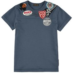 Replay&Sons T-shirts : Children T-shirts Boys Shirts, T Shirts For Women, Jupe Short, Boys Wear, Kids Prints, Boy Fashion, Boy Outfits, Shirt Style, Graphic Tee Style