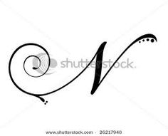 Letter H Tattoo Designs