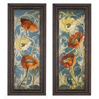 Poppy Panels- Set of 2