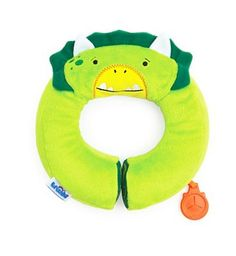 #Trunki #Yondi Neck #Pillow #Green- #Dudley #10187839 #48 #Advantage card #points. FREE #Delivery on #orders over 45 GBP. #(Barcode #EAN=5055192201440)