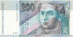 200 Slovenskych Korún 1995 (Bernolák)