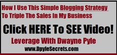 How You Can Triple Your Income Online With Blogging http://www.workwithdwaynepyle.com/how-you-can-triple-your-income-online-with-blogging/?utm_campaign=crowdfire&utm_content=crowdfire&utm_medium=social&utm_source=pinterest