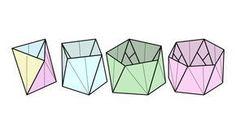 종이접기 동영상 사이트 :: 각기둥 + 안티각기둥 종이접기