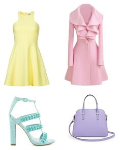 """3"" by crossman-93 on Polyvore featuring мода, Privileged, Kate Spade и Elizabeth and James"