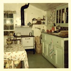 turn of the century kitchens - Google Search