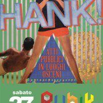 Hank Live all'Arci Rubik di Guagnano (LE)