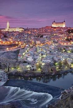 This is Toledo. I've never heard of Toledo until a last week when I saw it in the travel section of the newspaper. It sounds amazing!