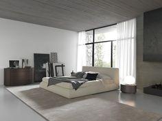 Schon RS Coco Champagne Modern Bed [4990007053DUD]   $2,398.00 : Modern Furniture  | Contemporary Furniture. Modernes SchlafzimmerZeitgenössische ...