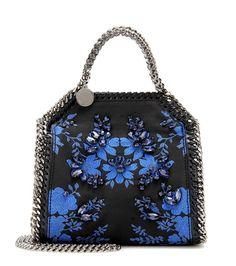 mytheresa.com - Verzierte Tasche Falabella Tiny aus Jacquard - Stella McCartney - Designer - Luxury Fashion for Women / Designer clothing, shoes, bags