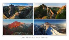 Sulovske vrchy - čtyři roční období (foto: Marek Loduha)