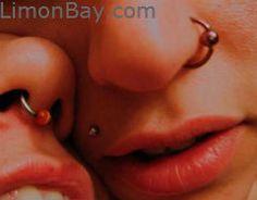 piercings de nariz