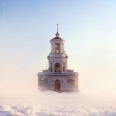 Orthodox church in Voronezh, Russia. #faith #photography