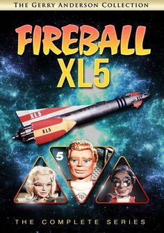Fireball The Complete Series Dvd) [Edizione: Stati Uniti] [Italia] 1960s Tv Shows, Sci Fi Tv Shows, Old Tv Shows, Archie Comics, Cult, Fandoms, Classic Tv, Back In The Day, Childhood Memories