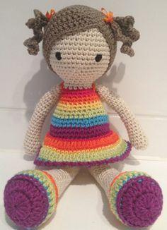 Sweet Crochet Dolls project by Anne S   LoveKnitting