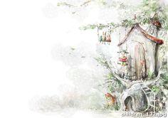 детские фотообои дерево - Поиск в Google