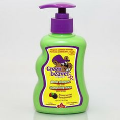 Green Beaver Gentle Shampoo Tear Free Natural Products, Shampoo, Soap, Green, Beauty, Beleza, Soaps