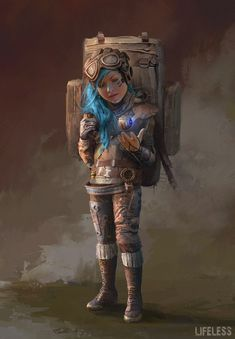 18 New Ideas For Steampunk Fantasy Art Character Concept Rpg Kid Character, Fantasy Character Design, Character Creation, Character Concept, Dungeons And Dragons Art, Dungeons And Dragons Characters, Fantasy Portraits, Character Portraits, Girls Characters