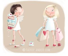 2014 Gift and Fairy Plans for our Fairy brand and online shop