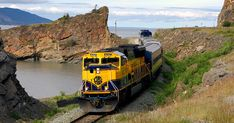 The Alaska Railroad - Anchorage to Seward